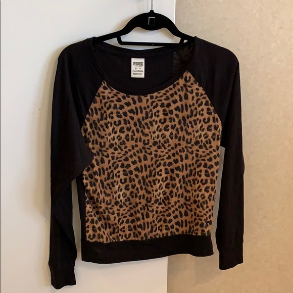 034733fbf4004 Victoria's Secret PINK Lounge Shirt